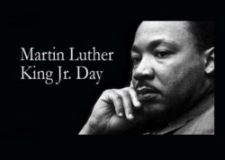 Martin Luther King Jr Day Holiday No School Palla Elementary